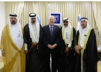 بالفيديو.. زيارة شيوخ العشائر الأردنية للرئيس الاسرائيلي التي أثارة الغضب الشعبي