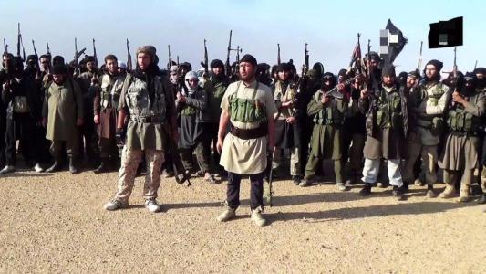 الجيش المصري يقتل 52 داعشي في سيناء
