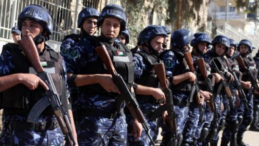 الشرطة العسكرية رام الله