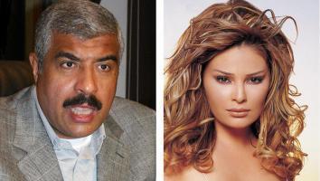 هشام طلعت مصطفى و سوزان تميم