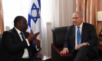 نتنياهو يلتقي بزعماء أفريقيا وينهي الأزمة مع السنغال