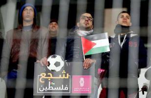 أحمد العلي: المنتخب الفلسطيني في تطور مستمر رغم عدم التغلب على اجراءات الاحتلال