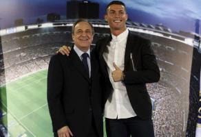 """جلسة مصيرية تحدد مستقبل """"الدون"""" رونالدو مع ريال مدريد"""