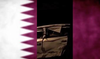 4 سيارات هدية لشاب قطري رفض سعوديون مساعدته بعد تحطم سيارته في السعودية