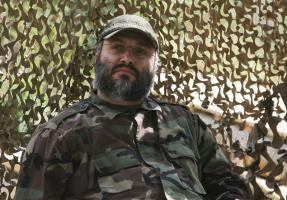 عماد مغنية