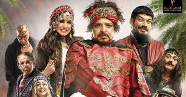 أيمن بهجت قمر ينشر إيرادات فيلم محمد هنيدى فى الإمارات على فيسبوك