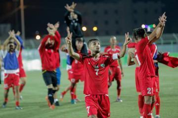 منتخبنا الأولمبي يهزم الأردن ويحصد تأهلاً تاريخياً لآسيا 2018