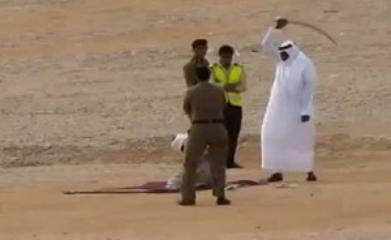 بعد تجهيزه لإقامة حد القصاص.. ثلاثيني ينجو من السيف قبيل لحظات في السعودية