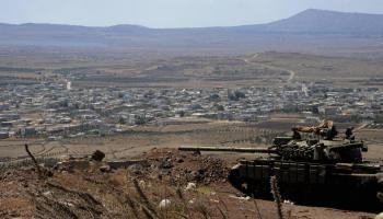 نتنياهو يطالب بوتين وترامب بمنطقة عازلة جنوب سوريا