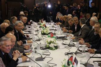 بالأسماء اعضاء من المجلس الوطني يحتجون على الحكومة بسبب رواتب موظفي غزة