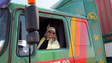 شاهد | أم خالد.. امرأة مصرية تحدت نظرة المجتمع وتعلمت قيادة الشاحنات