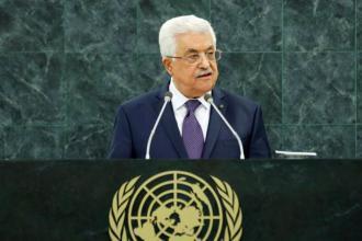 محمود عباس بالامم المتحدة