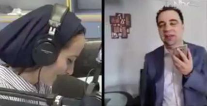 بالفيديو.. فلسطيني يفاجئ مذيعة بطلب يدها خلال برنامجها على الهواء مباشرة!