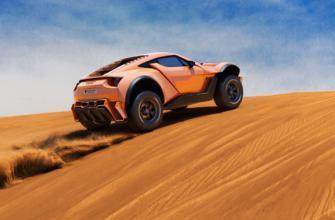 Sandracer 500GT : السيارة الخارقة ذات الـ 450 ألف دولار