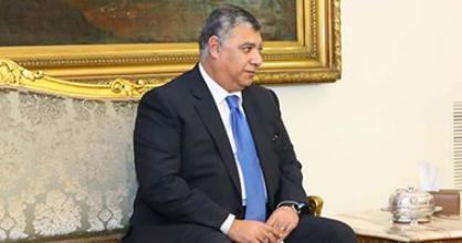 رئيس المخابرات المصرية خالد فوزي