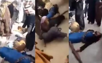 بالفيديو.. حفل زفاف يتحول إلى مجزرة والقتلى يسقطون أمام الكاميرا