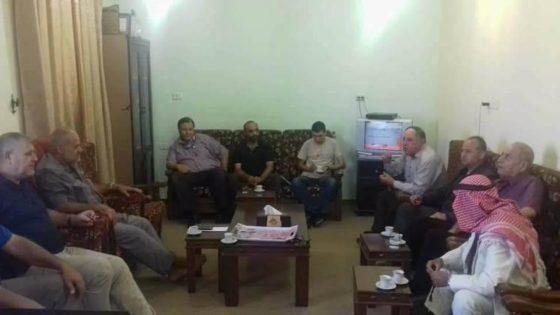 الشخصيات المستقلة بغزة تجتمع وتدعم مبادرة الجهاد الإسلامي