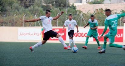 دوري المحترفين الفلسطيني