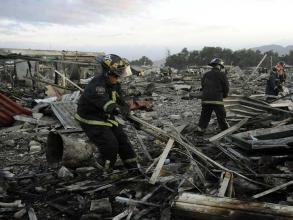 قتيل وعشرات الجرحى في زلزال بقوة 6 درجات في إيران