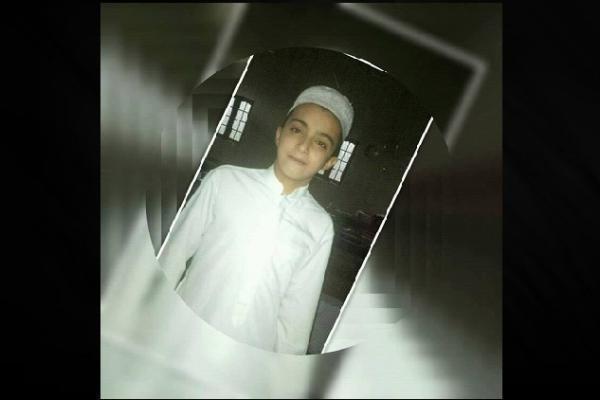 صورة الطفل الأردني الذي قام والده بقتله بصعقة كهربائية