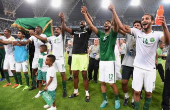 السعودية أول العرب المتأهلين إلى كأس العالم 2018