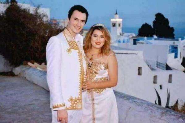 بالصور.. اول زواج يثير الضجة في العالم لفتاة مسلمة من شاب غير مسلم