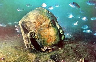 العلماء يكتشفون اكتشافات مثيرة قبالة السواحل المصرية