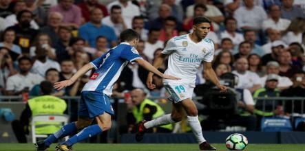 تعرف على أسرار أشرف حكيمي أول عربي يلعب في ريال مدريد