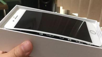 آبل تواجه مشاكل في بطاريات هواتف ايفون 8
