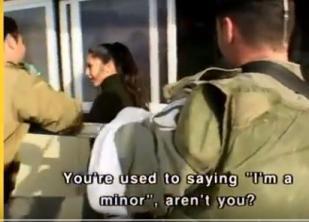 فيديو مثير للغضب.. جنود صهاينة يتحرشون بفتيات فلسطينيات