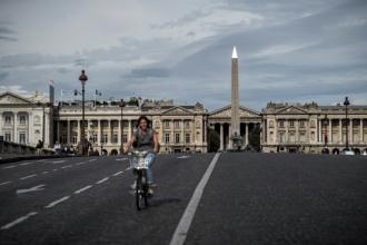 باريس من دون سيارات الأحد.. لهذا السبب!