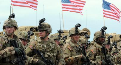 الجيش الولايات الأمريكية