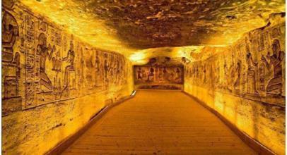 إسرائيل تعلن عن اكتشاف أثري فرعوني!