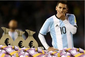 ميسي متهم بالفساد وتقاضي أموالًا للعب مع الأرجنتين