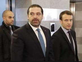 ماذا كشف الطبيب الخاص بالرئيس الحريري بعد خروجه من منزله في باريس؟