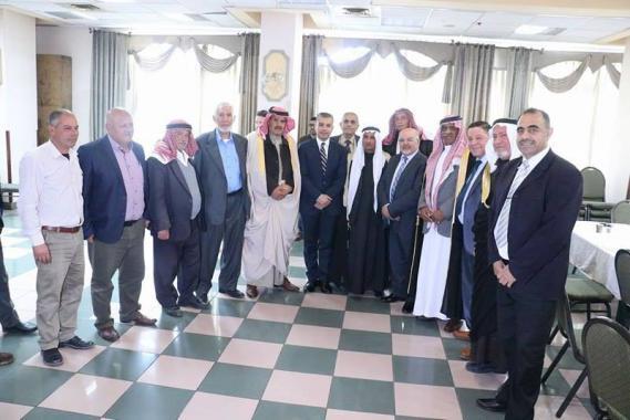 الشخصيات المستقلة تجتمع بالقنصل المصري والفصائل لتنفيذ المصالحة