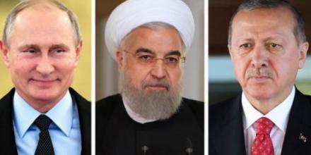 يديعوت: قلق إسرائيلي من حلف روسيا إيران وتركيا