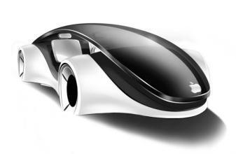 أبل تكشف عن النموذج الأول لسيارتها ذاتية القيادة