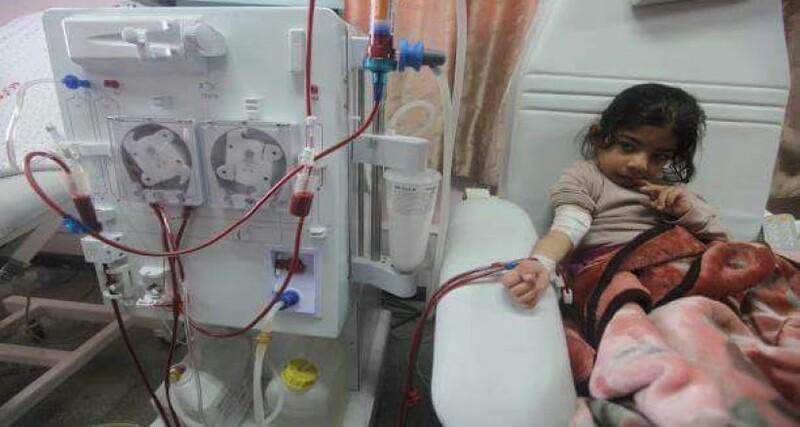 توقف العلاج الكيماوي لمرضى السرطان في قطاع غزة