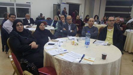 الشخصيات المستقلة بالضفة تشارك مؤتمر السلم الأهلي