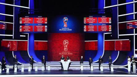 مجموعة مصر.. السعودية تواجه روسيا في افتتاح كأس العالم