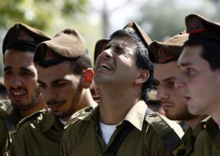 انتحار 16 جنديا إسرائيليا عام 2017