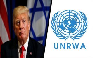 """صحيفة إسرائيلية: ترامب سيخفض مساعدات """"الأونروا"""" إلى النصف"""