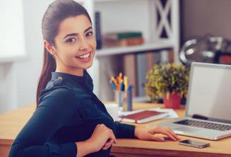 أكثر الأشخاص سعادة في العمل