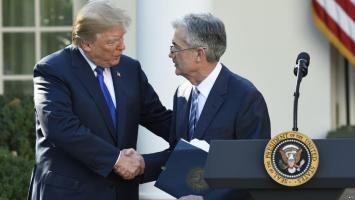 """تعيين رئيس جديد للبنك الفيدرالي الأمريكي """"بلا مؤهل اقتصادي""""!"""