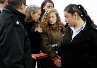 مصلحة سجون الاحتلال : الإفراج عن الطفلة عهد التميمي الأحد القادم