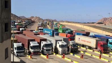 وزيرة الاقتصاد: الماسح الضوئي لتسهيل التجارة يعمل نهاية الشهر الجاري على معبر الكرامة