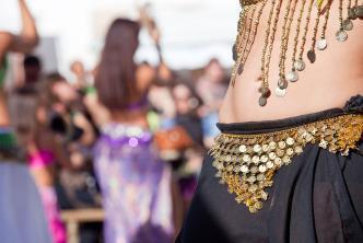 رقص منازل: فوائد الرقص الشرقي للتخسيس