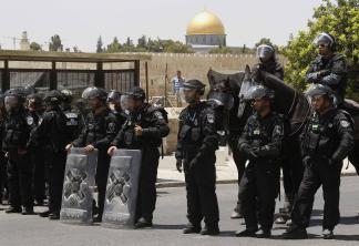 جيش الاحتلال في القدس