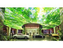 مليارا درهم تكلفة بناء فندق الغابة الاستوائية في دبي مشروع مبتكر الأول من نوعه في العالم